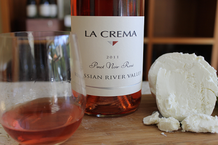 Perfect Pairings: Pinot Noir Rosé