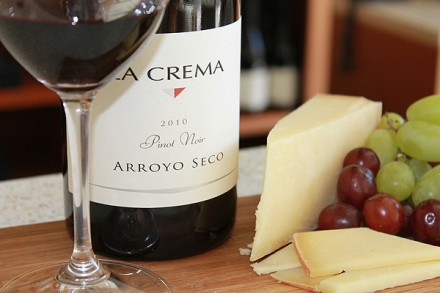 Perfect Pairings: 2010 Arroyo Seco Pinot Noir