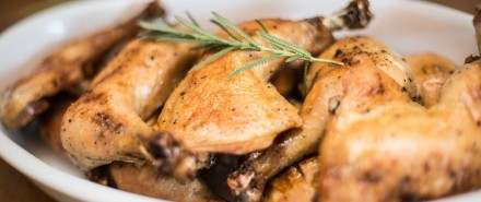 Simply Amazing Roasted Chicken