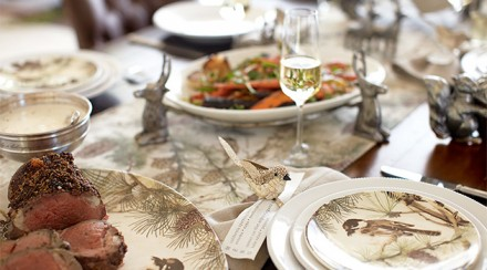 Holiday Hosting with Pottery Barn