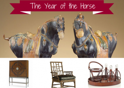 Four Chinese New Year-Inspired Furnishings