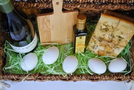 Rosemary, Parmesan and Sea Salt Focaccia