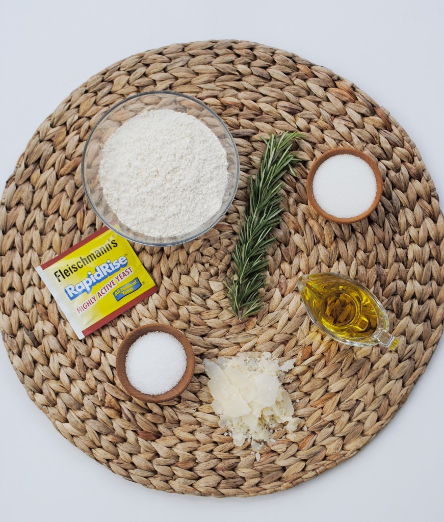 Foccacia ingredients