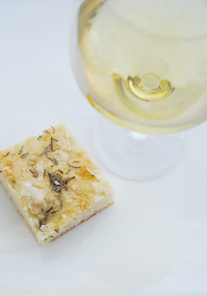 Remember to reward yourself with a glass of La Crema Pinot Gris.