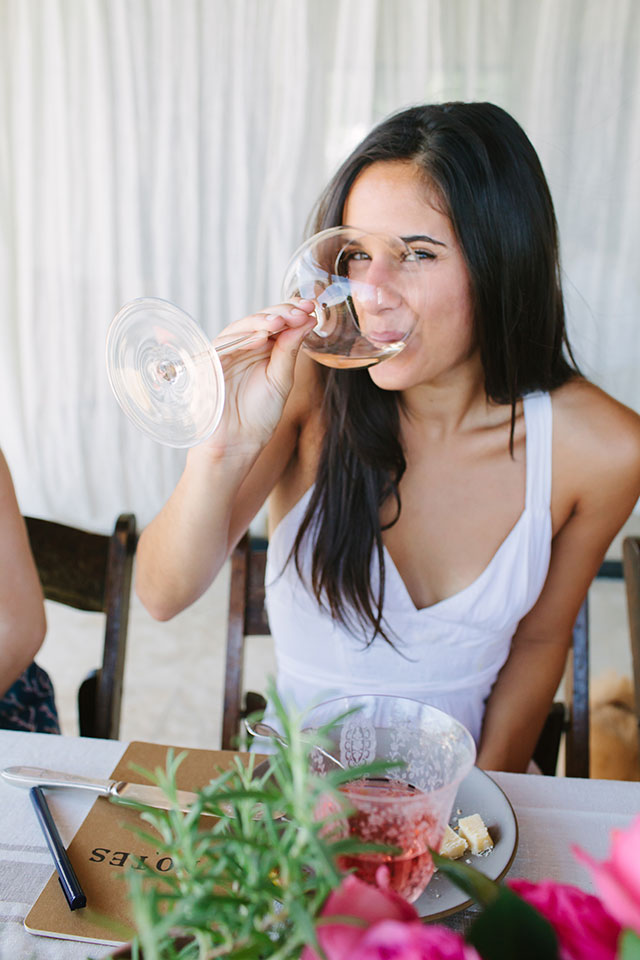 Pinot Gris is extremely food friendly and also pairs with warm summer days, lively conversation and open-toed shoes.