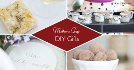Four Mother's Day gifts from the heart (and made by your hands)