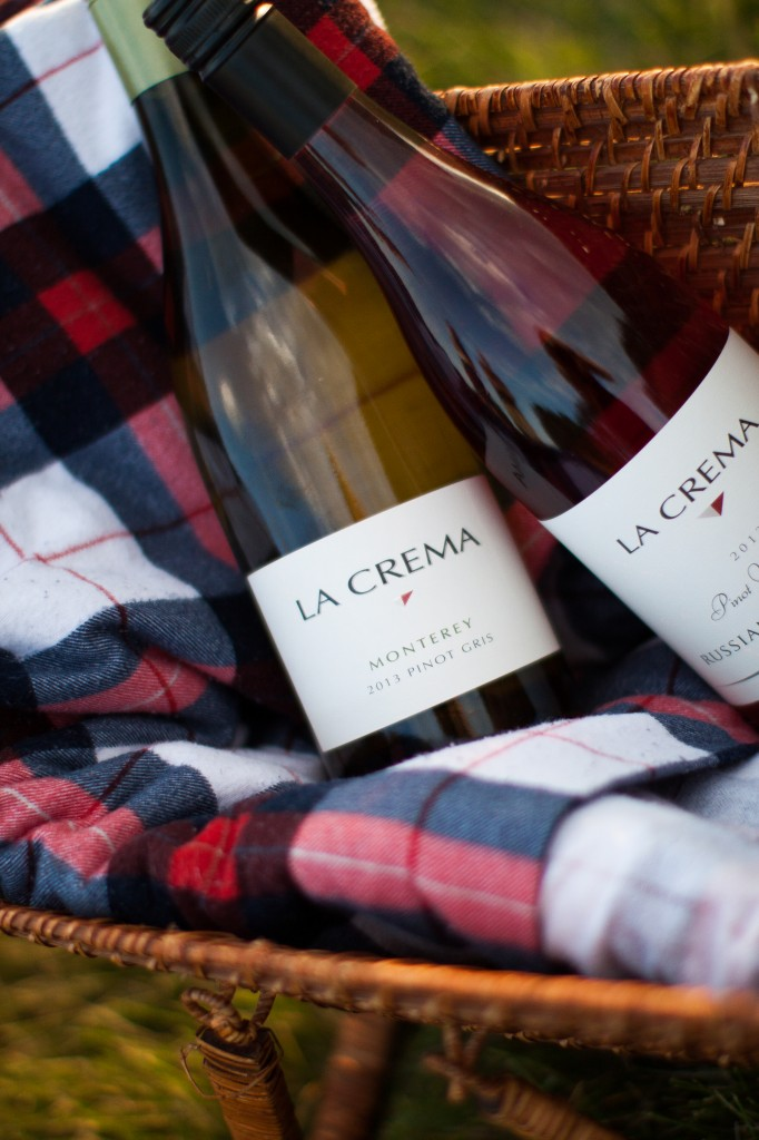 Our Pinot Gris and Rosé are filled with the flavors of summer. A must for any picnic basket.