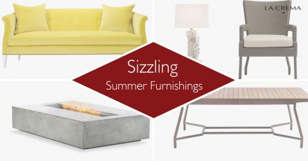 Six Summer Furnishings