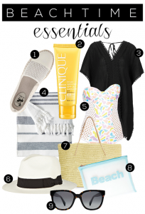9 can't-miss ways to hit the beach in style