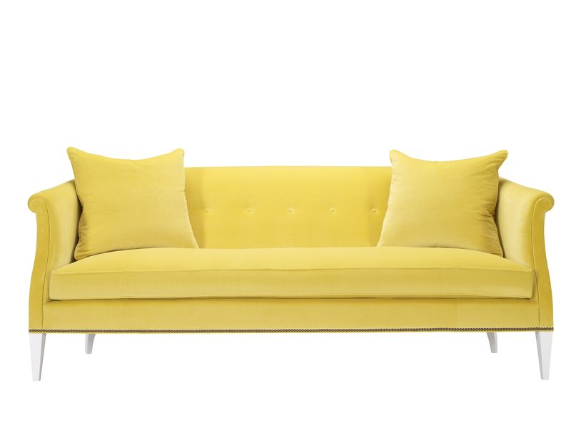 Hickory Chair's chic Albert Sack upholstery collection.