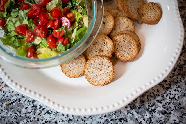Fresh, Easy Avocado BLT Dip Recipe