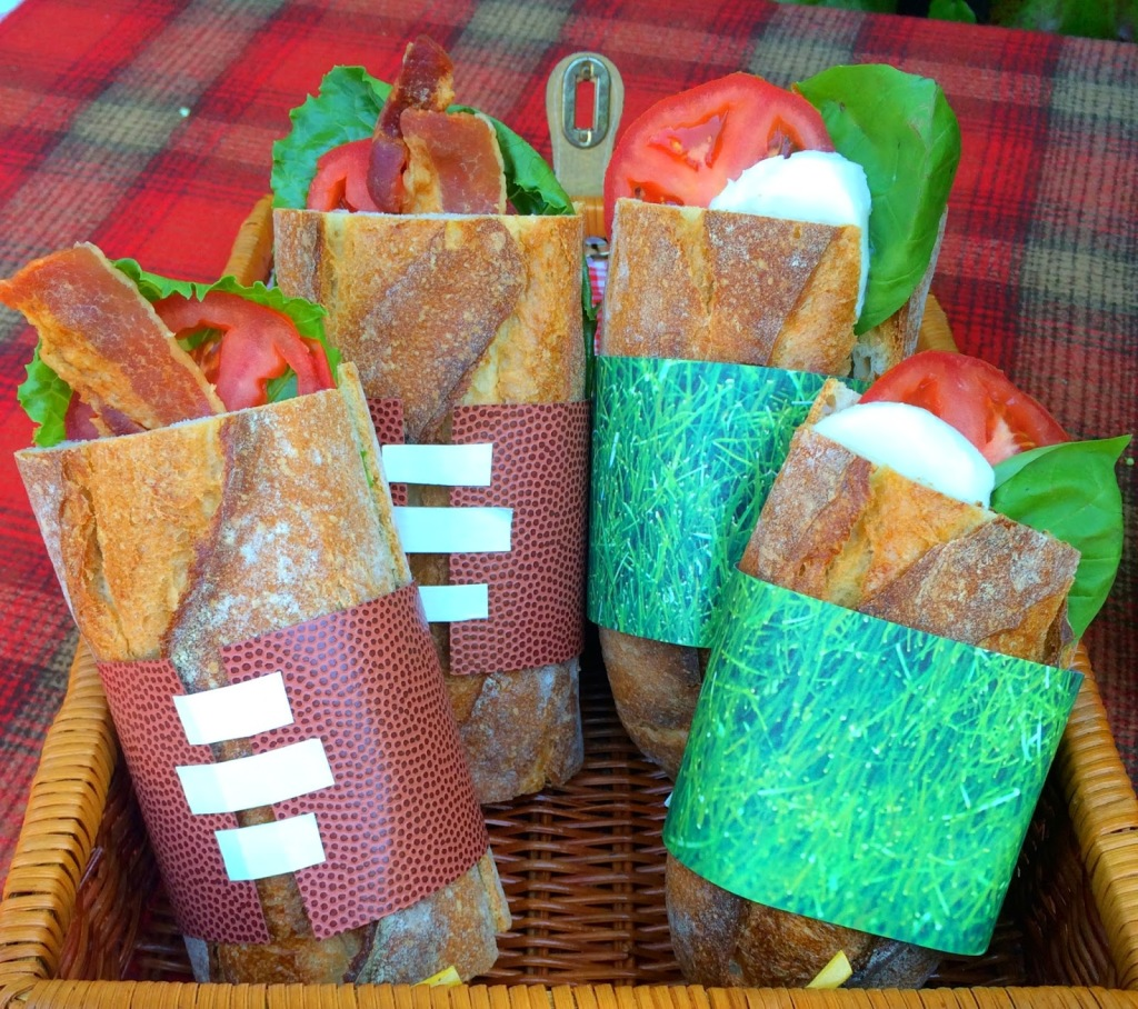 Season is here! Flip through fun and festive ideas to score big with football-themed party planning ideas.