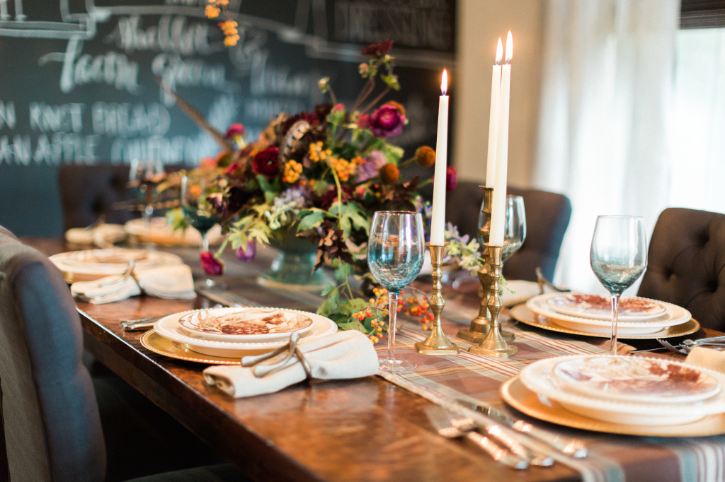 Pro tip: Set the table the night before.