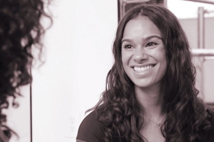 Misty Copeland & Alison Stroming