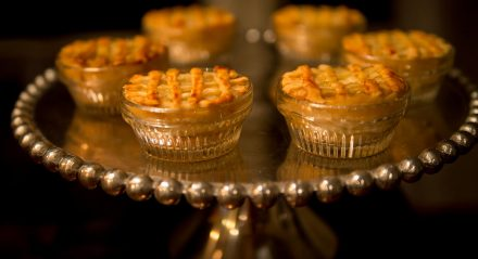 Feast of the Seven Fishes: Mini Lobster Pot Pie