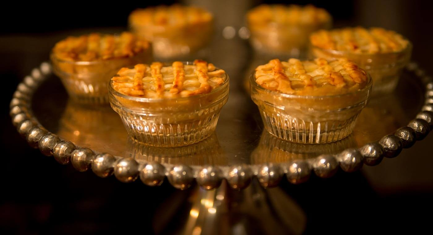 Feast Of The Seven Fishes Mini Lobster Pot Pie