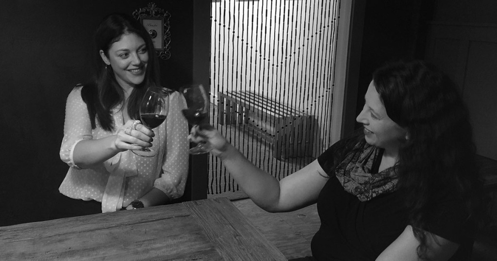"""Lacy remarks that while it was their shared passion for creating highest quality wines that drew her and Elizabeth together, being women also put them in a unique position. """"There were few females at the higher levels of production management,"""" she recalls."""
