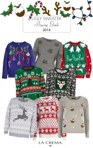 Our First-Annual Ugly Sweater Buying Guide
