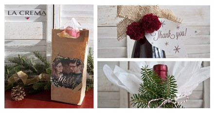 Spruced Up Spirits: Packaging the Perfect Hostess Gift