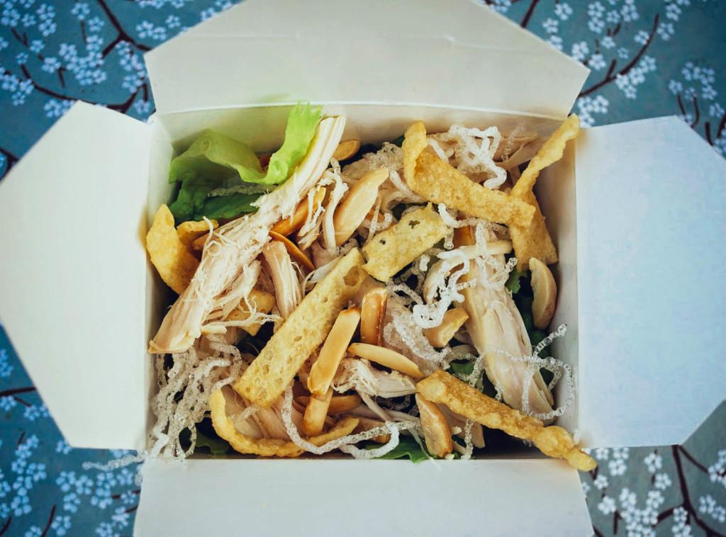 Chinese Chicken Salad recipe.