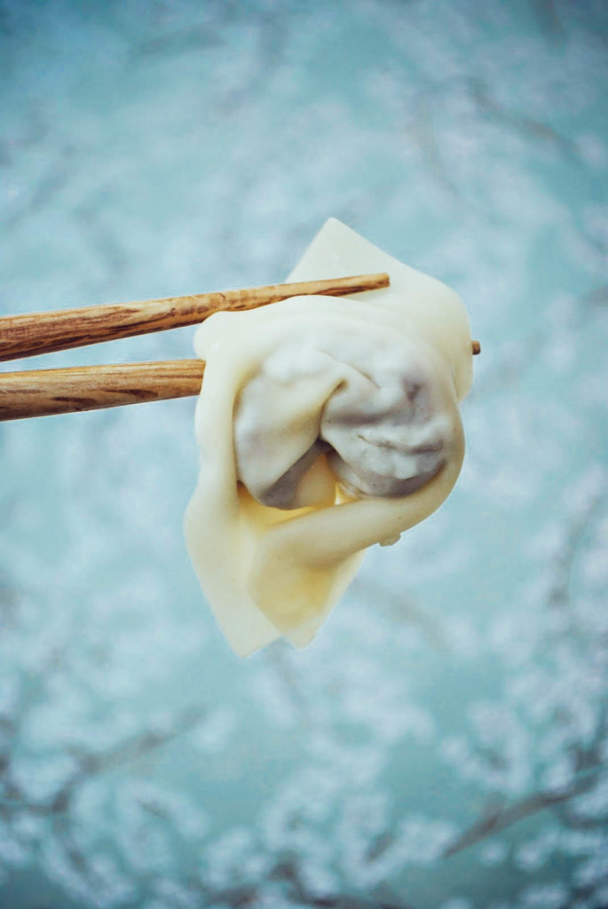 Learn how to fold the perfect Wonton