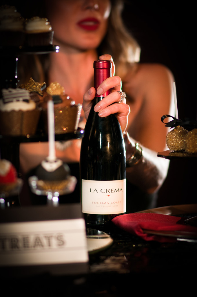 Elevate your award show with La Crema Pinot Noir