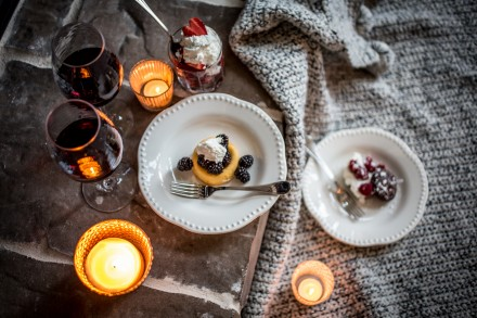 3 Takes on Berries and Cream for Valentine's Day