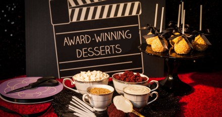 Create an Award-Winning Dessert Bar