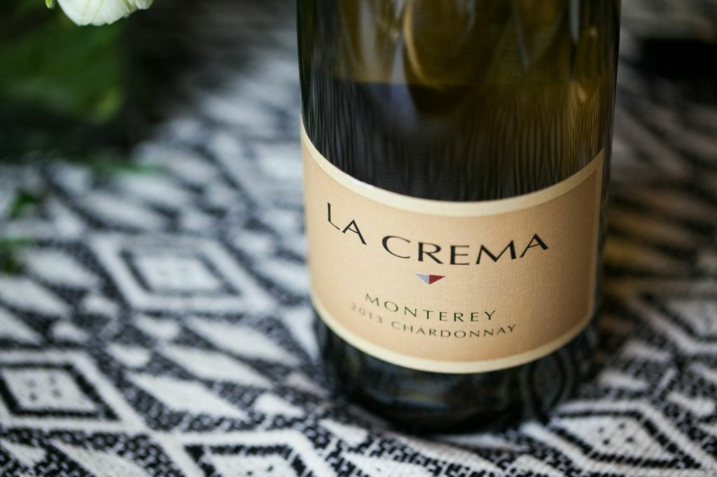 La Crema Monterey Chardonnay is a great choice to serve at a dinner party because it is so food friendly.