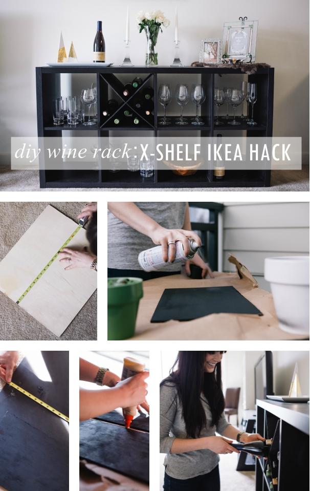 Diy Ikea Shelves