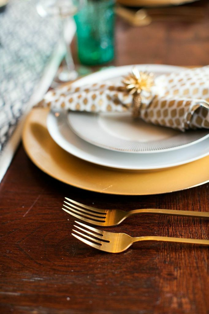 Let your table setting reveal your personal style!
