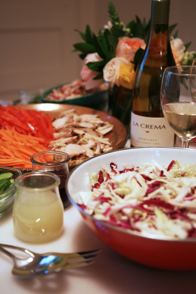 No Hassle, Serve Yourself Salad Buffet Makes Cooking for Allergies a Breeze