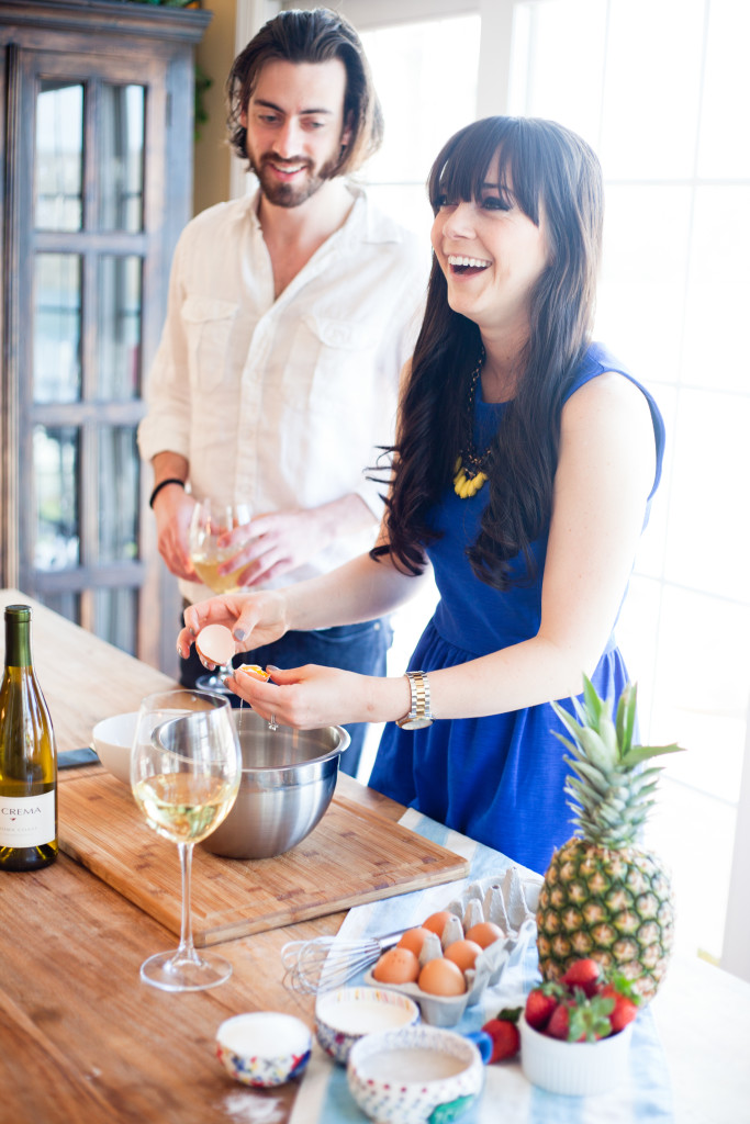 Our friend Megan Flynn Peterson walks us through the steps to mastering creme brulee.