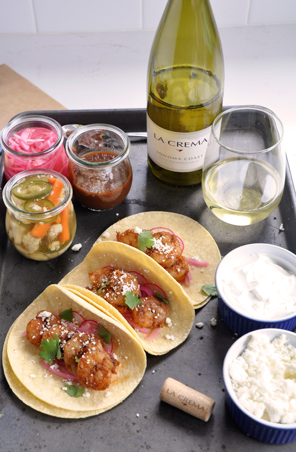 Top 14 Summer Recipes Roundup: Southern California Shrimp Tacos