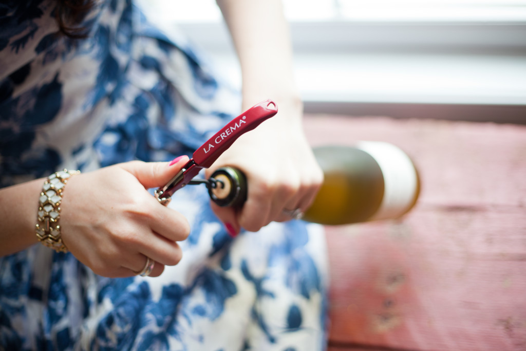 DIY Wine Bottle Succulent Planter