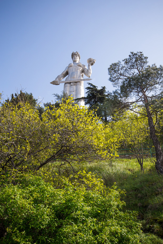 Mother of Georgia Statue, Tbilisi