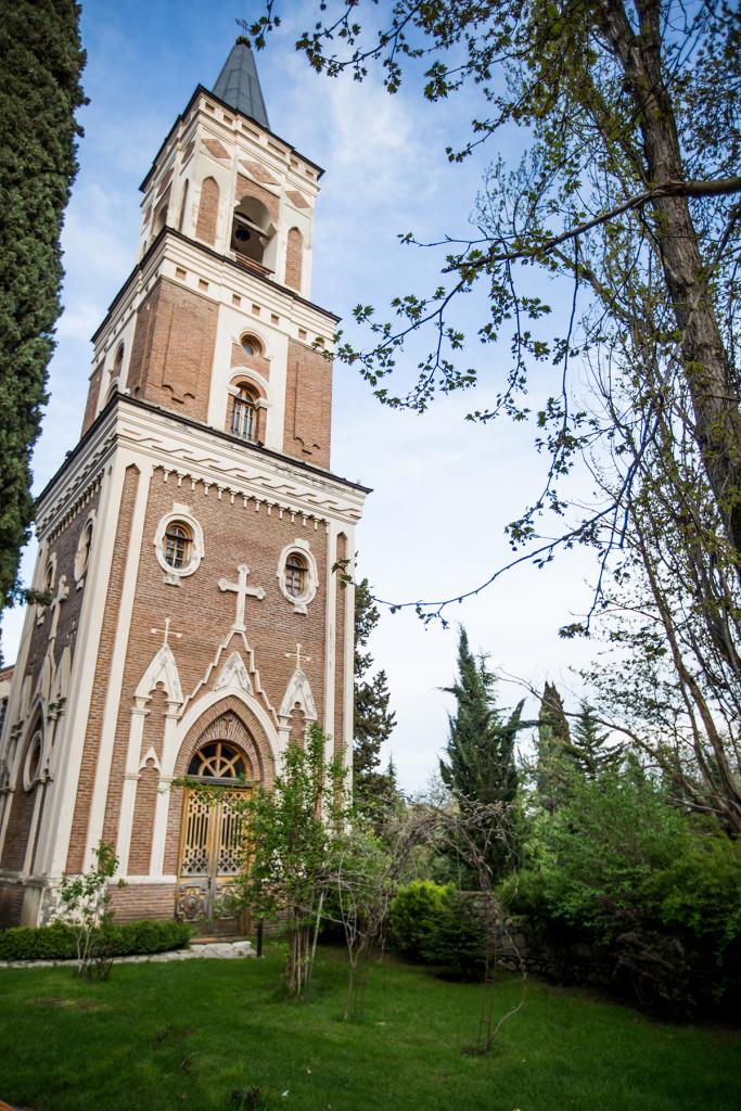 Saint Nino's Monastery- Khaketi, Georgia