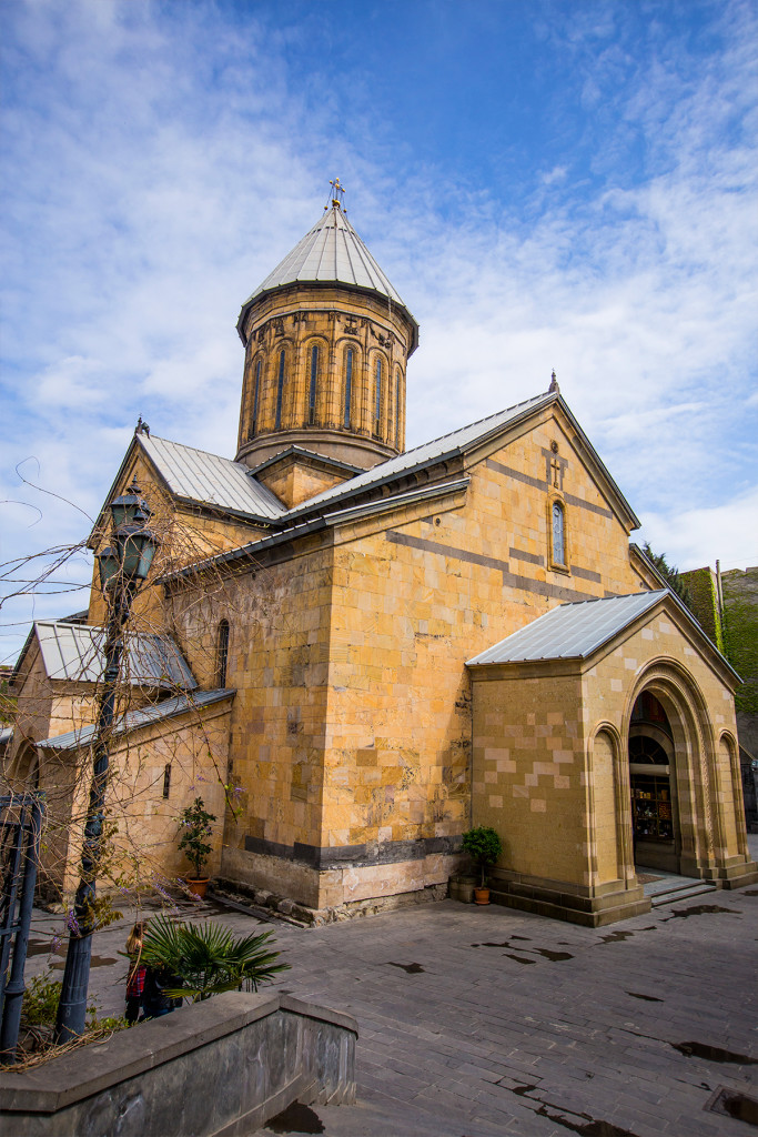 Sioni Cathedral, Tbilisi's Old Town