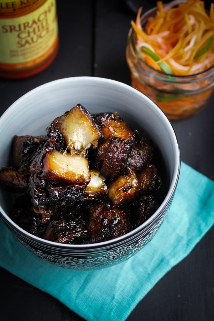Vietnamese Caramelized Pork Belly