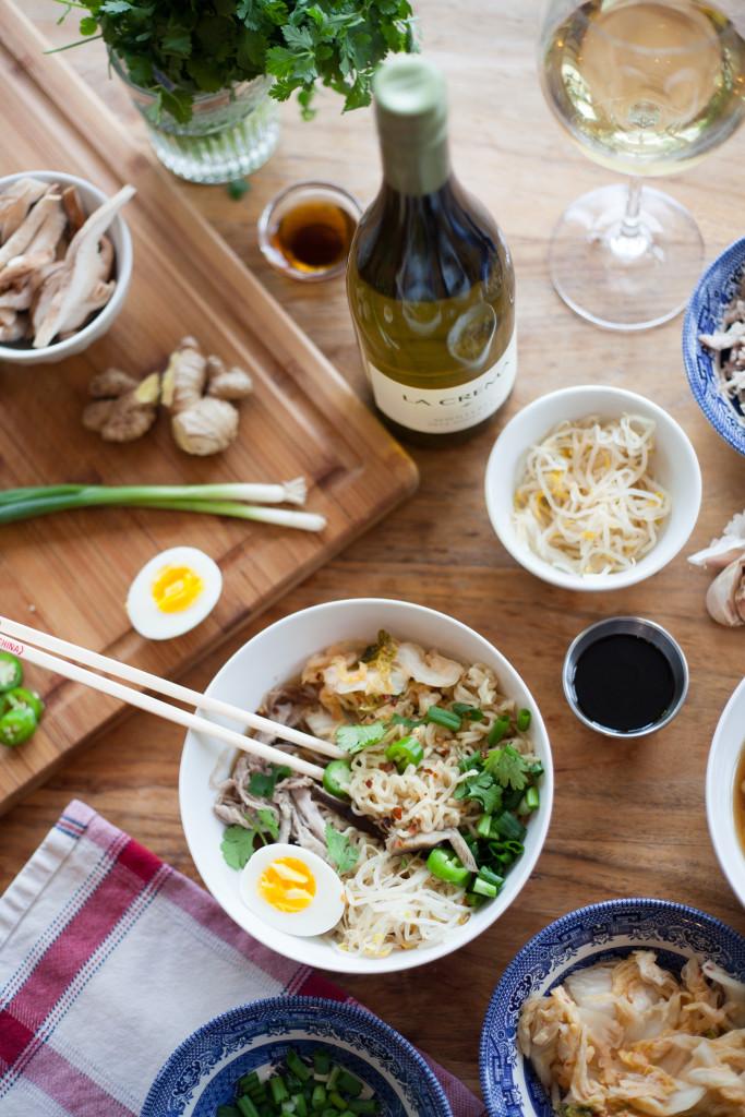 Easy At-Home Ramen Recipe | La Crema Winery