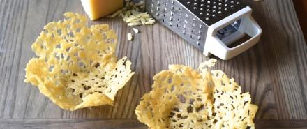 Easy Italian: Crispy Parmesan Cups