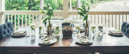 Summer Entertaining Simplified: The Centerpiece