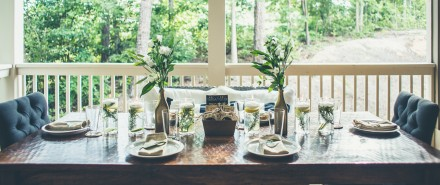 Summer Entertaining Simplified: The Decor