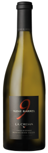 2015 Nine Barrel Chardonnay