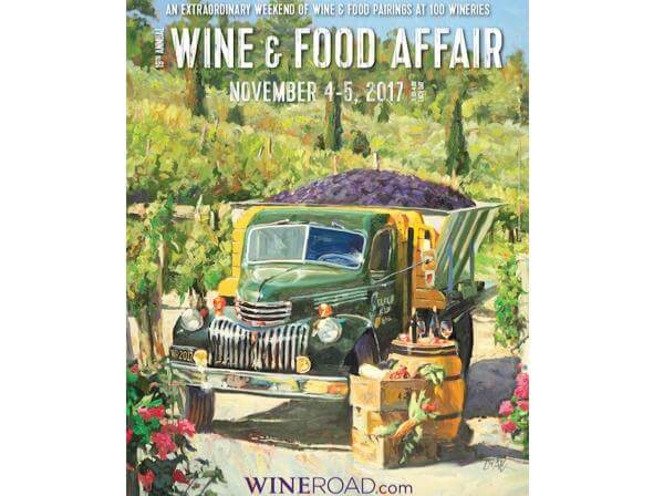 Wine Road's Wine & Food Affair