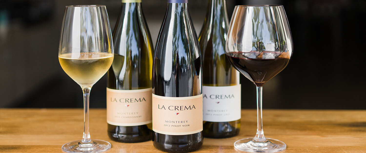 Image result for la crema wines