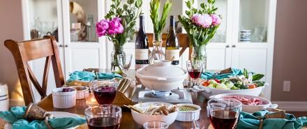 Shabu Shabu Wine Dinner