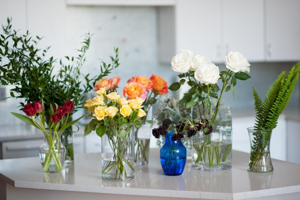 Flower Design How To Host A Flower Arranging Party La Crema