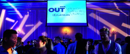 OUT Fashion Vanguard Awards & Our New Statement Maker