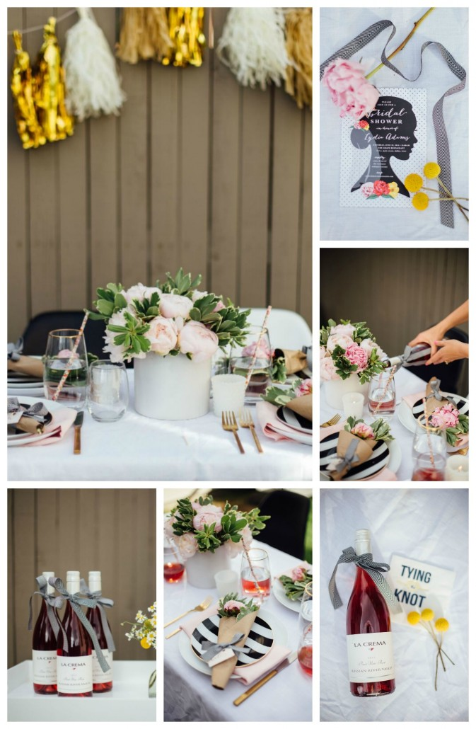Ideas for a DIY bridal shower